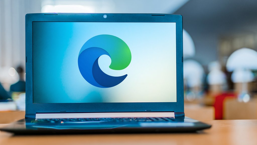 virtueller windows Desktop / Microsoft Edge